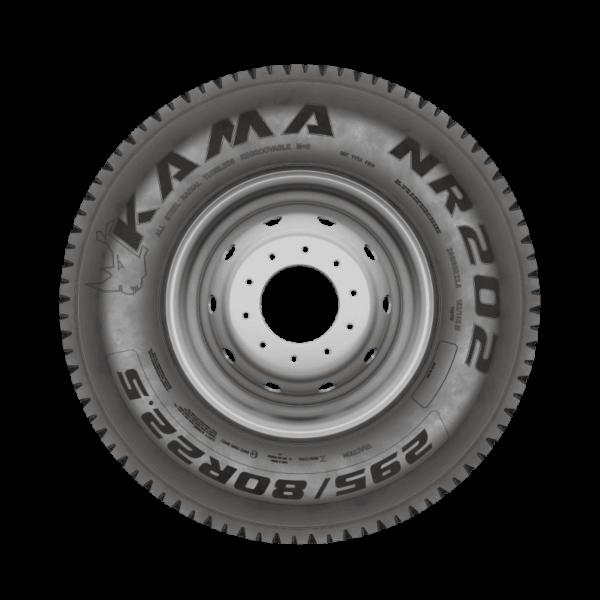 225/75R17.5 Кама NR 202 грузовые шины РОССИЯ